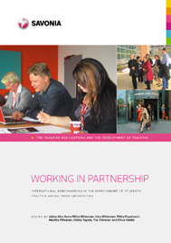 Working in Partnership -kansi